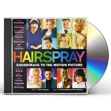 Marc Shaiman HAIRSPRAY CD