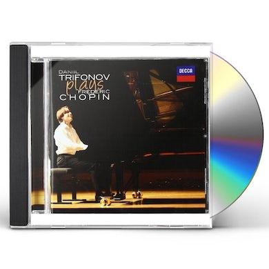 DANIIL TRIFONOV PLAYS FREDERIC CHOPIN CD