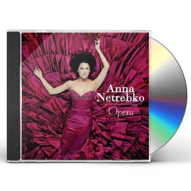 Anna Netrebko OPERA CD