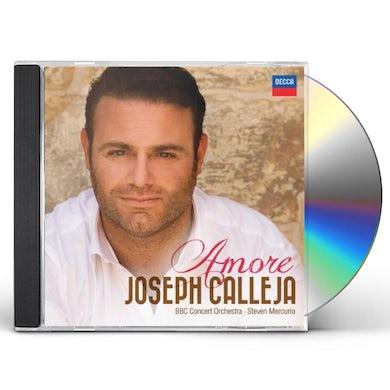 Joseph Calleja AMORE CD