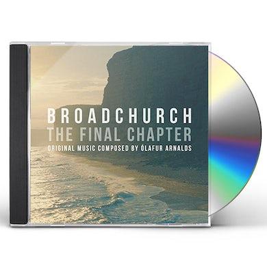 Ólafur Arnalds BROADCHURCH: THE FINAL CHAPTER CD