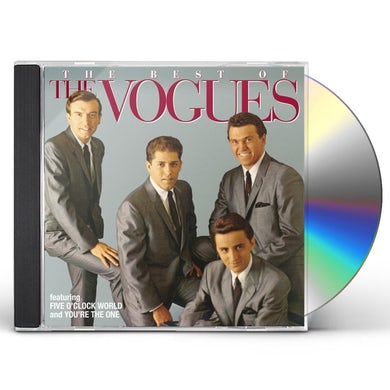 Vogues BEST OF CD