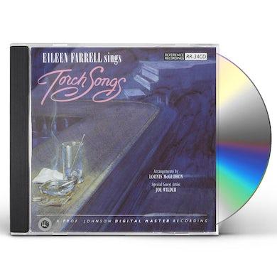 Eileen Farrell TORCH SONGS CD