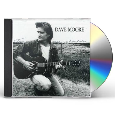 Dave Moore OVER MY SHOULDER CD