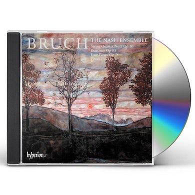Bruch: Piano Trio CD