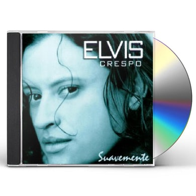 Elvis Crespo SUAVEMENTE CD