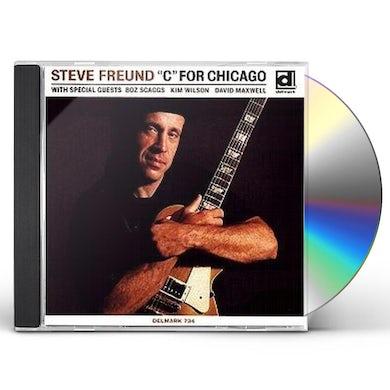 Steve Freund C FOR CHICAGO CD