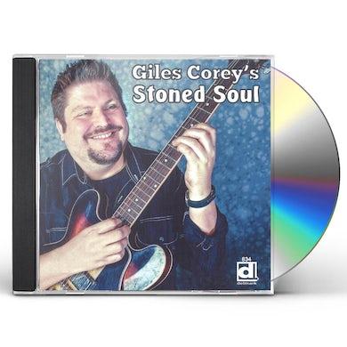 Giles Corey STONED SOUL CD