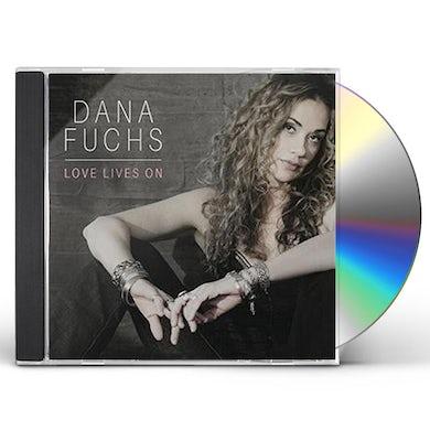 Dana Fuchs LOVE LIVES ON CD