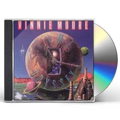 Vinnie Moore TIME ODYSSEY CD