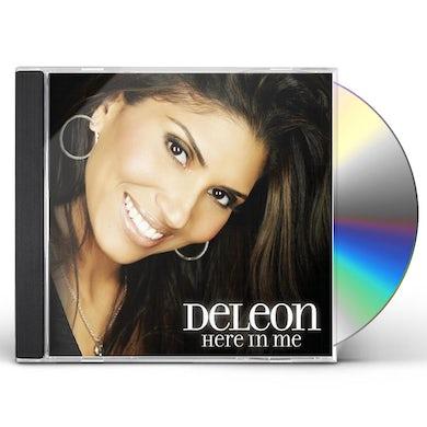 Deleon HERE IN ME CD