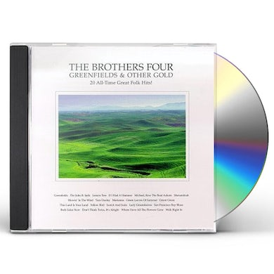 Brothers Four GREENFIELDS & OTHER GOLD CD