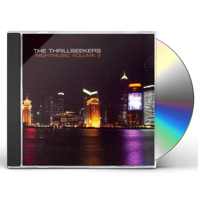 Nightmusic: Vol. 2 CD
