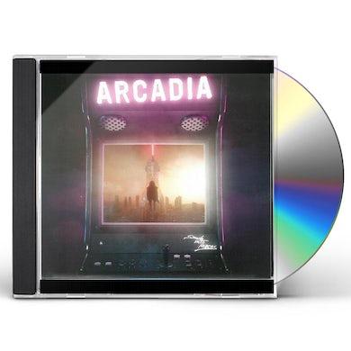 SMASH INTO PIECES Arcadia CD
