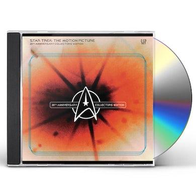 Jerry Goldsmith Star Trek: The Motion Picture (Original Soundtrack 20Th Anniversary Collectors' Edition)/Inside Star Trek CD
