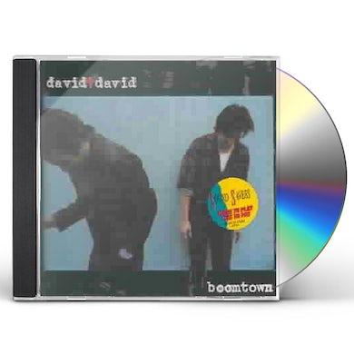 David & David BOOMTOWN CD