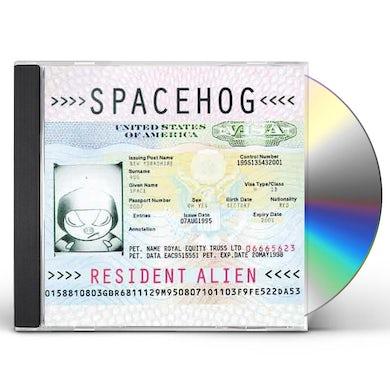Spacehog RESIDENT ALIEN CD