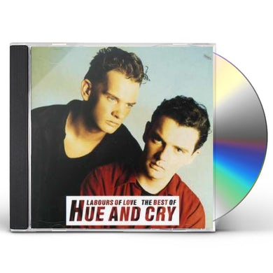 Hue & Cry LABOURS OF LOVE: BEST OF CD