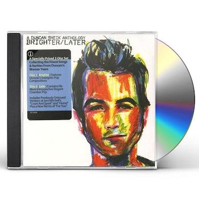 BRIGHTER/LATER: A DUNCAN SHEIK ANTHOLOGY CD