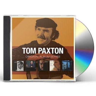 Tom Paxton ORIGINAL ALBUM SERIES CD