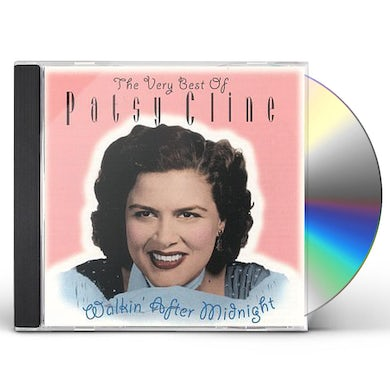 WALKIN AFTER MIDNIGHT: VERY BEST OF PATSY CLINE CD