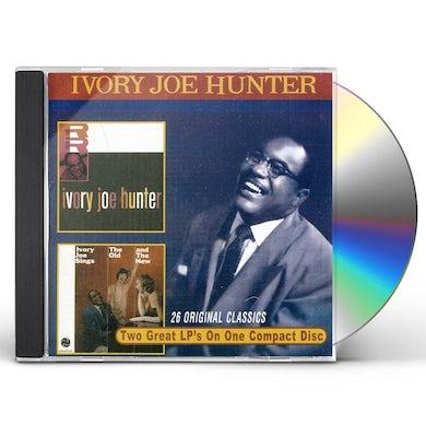 Ivory Joe Hunter OLD & THW NEW CD