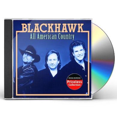 BlackHawk ALL AMERICAN COUNTRY CD