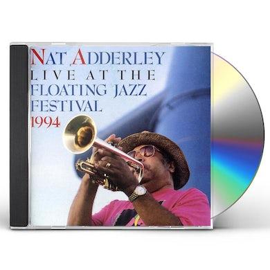 Nat Adderley LIVE AT FLOATING JAZZ CD