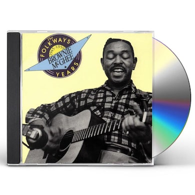 Brownie Mcghee FOLKWAYS YEARS 1945-59 CD