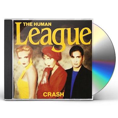 The Human League CRASH CD