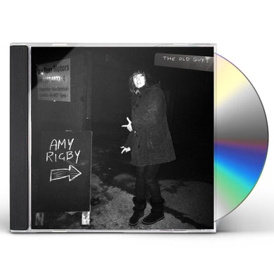 Amy Rigby OLD GUYS CD