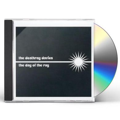 Deathray Davies DAY OF THE RAY CD