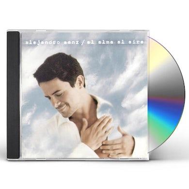 Alejandro Sanz EL ALMA AL AIRE / MAS CD