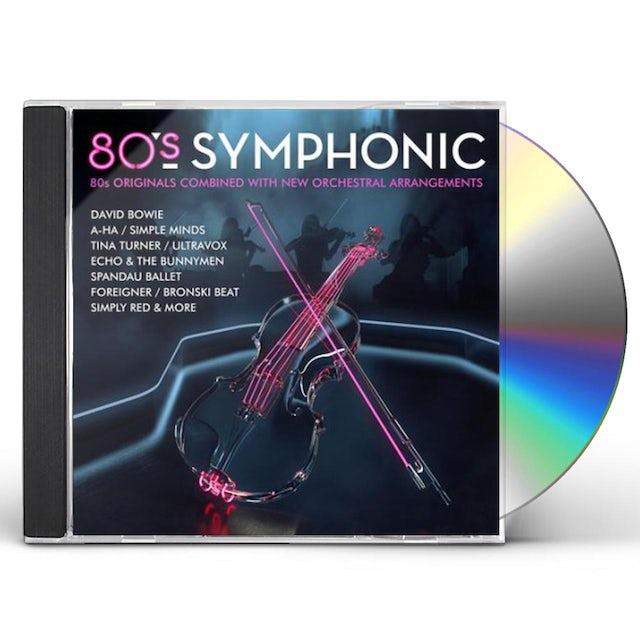 80'S Symphonic / Various CD