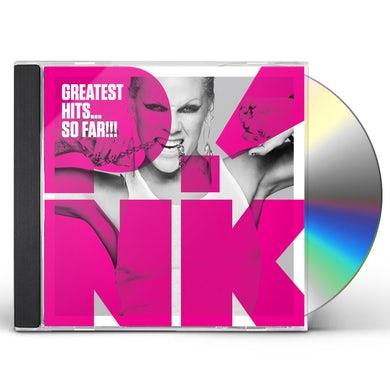Pink GREATEST HITS SO FAR (GOLD SERIES) CD