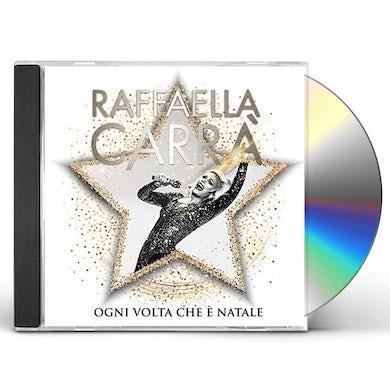 Raffaella Carra OGNI VOLTA CHE E NATALE CD