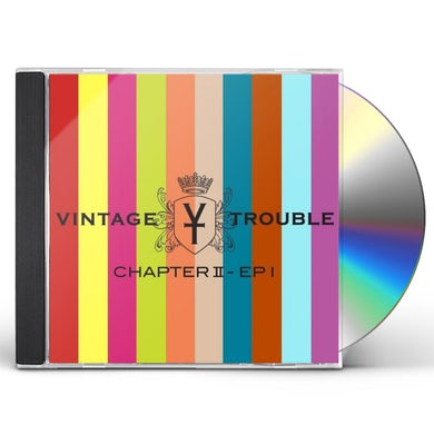 Vintage Trouble Chapter II (2 CD) CD