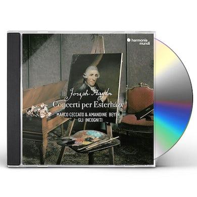 HAYDN: CONCERTI PER ESTHERHAZY 1 CD