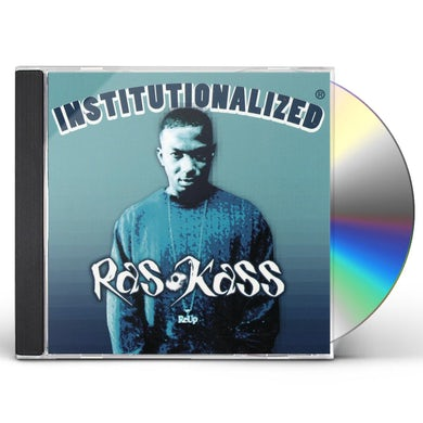 Ras Kass INSTITUTIONALIZED CD