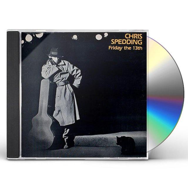 Chris Spedding FRIDAY THE 13TH CD