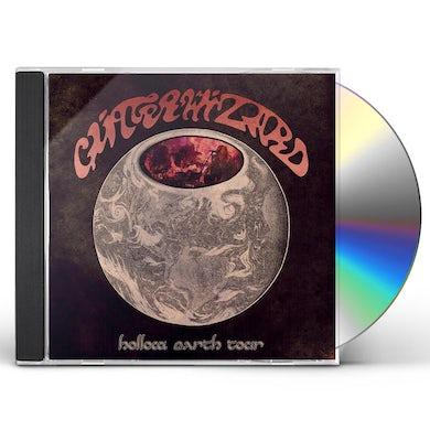 GLITTER WIZARD HOLLOW EARTH TOUR CD
