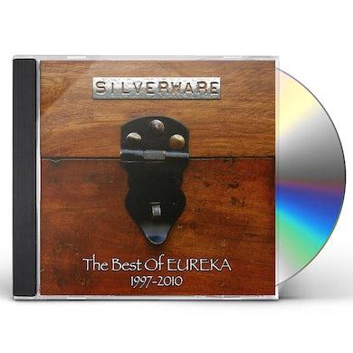 EureKA SILVERWARE (THE BEST OF 1997-2010) CD