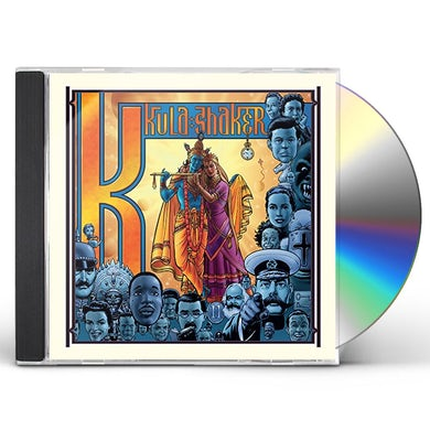 Kula Shaker K: 20TH ANNIVERSARY EDITION CD