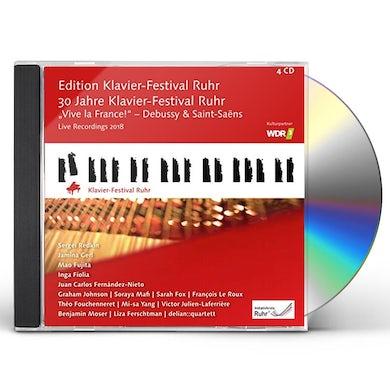 Debussy KLAVIER-FESTIVAL RUHR 37 CD