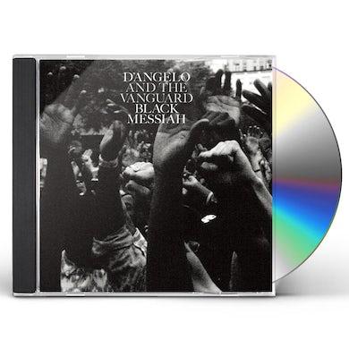 D'Angelo BLACK MESSIAH CD