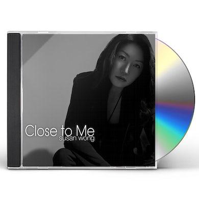 Susan Wong CLOSE TO ME (MQA CD) CD