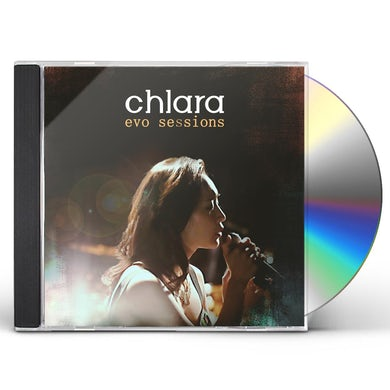 Chlara EVO SESSIONS (MQA CD) CD