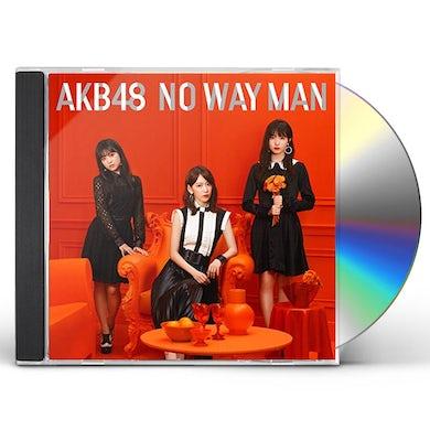 NO WAY MAN (VERSION A) CD
