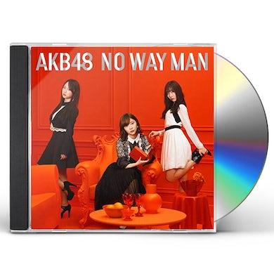NO WAY MAN (VERSION D) CD