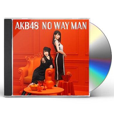 NO WAY MAN (VERSION E) CD